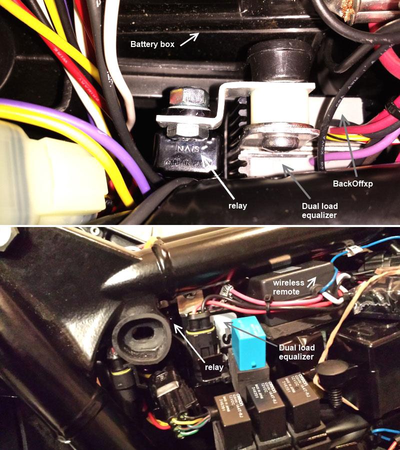 forum posts general-accessories.-relay power for run/turn ... triumph thunderbird 1600 wiring diagram 1969 vw 1600 wiring diagram #15