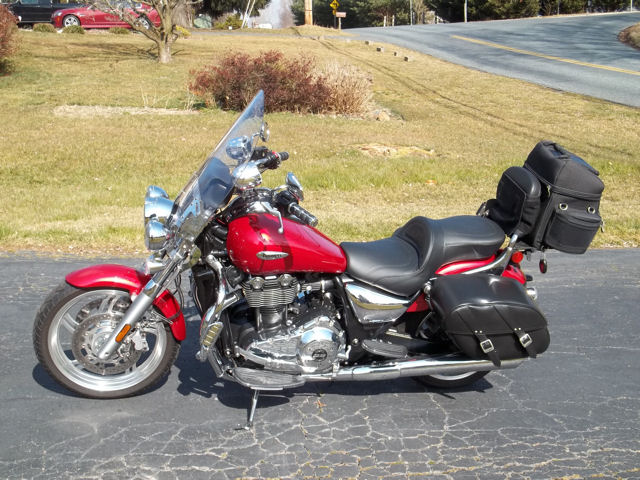 Forum Posts General Classifieds 2010 Triumph Thunderbird Se 1600